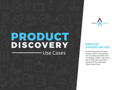 Amazon Product Finder Sourcing Software Product Discovery Viral Launch